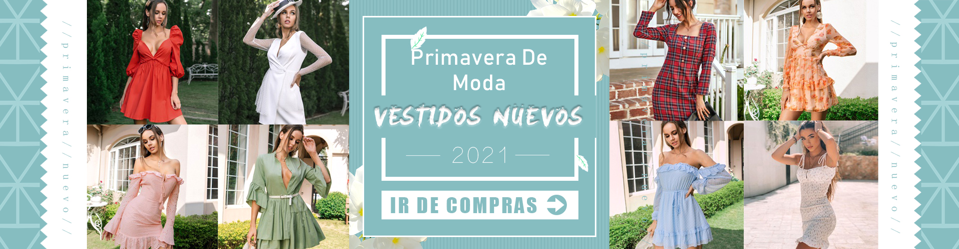 vestidos 2021
