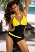 one-piece fashion sexy swimsuit NSHL2619