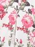 wholesale autumn long vest printed dress NSAM3853