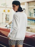 autumn and winter women's round neck long sleeve street casual hoodies NSSN1888