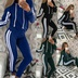 autumn new women's sports and leisure sweater suits NSYF2152
