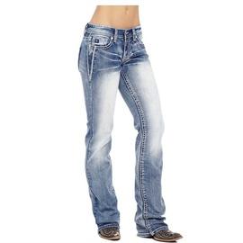 Casual Slim Denim Pants NSYF18188
