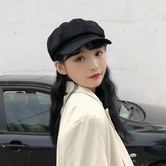 Solid Color Beret Hat  NSTQ21353