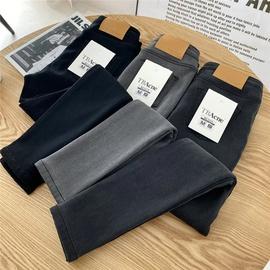 Slim Stretch Inner Fleece Jeans  NSHS23515