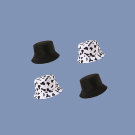 Cow Pattern Double-sided Hat  NSTQ15844