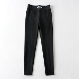 High Waist Webbing Stretch Legging Pants  NSHS24362