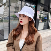 Sunscreen Solid Color Hat  NSTQ17021