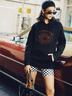 hot autumn and winter hooded women's sweater summer things wholesale NSSN313
