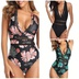 fashion sexy hot spring beach one-piece swimsuit women hot-selling swimwear  wholesale NSHL450