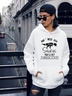 casual hooded sweater popular letters hoodies for women NSSN1739