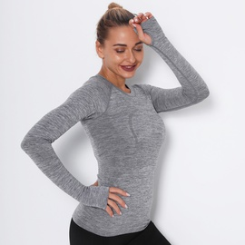 Long Sleeve Quick-drying Sports T-shirt NSLX28081