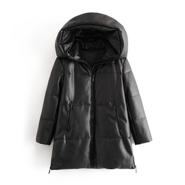 Casual Padded Hooded Jacket NSLD28901