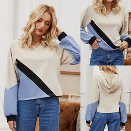 Autumn And Winter Loose And Thin Long-sleeved Sweatshirt NSLM28977