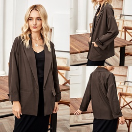 Flap Pocket Suit Coat NSLM28983