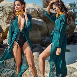 New Sexy Beach Bikini Chiffon Cardigan  NSLM29114