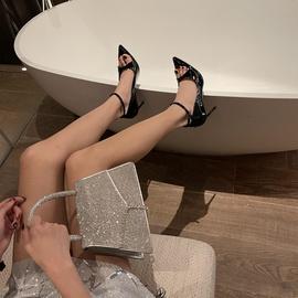Summer Pointed Toe High Heel Stiletto  NSCA29676