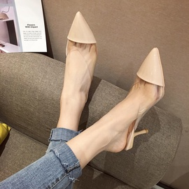 Fashion Stitching Sandals   NSHU29717