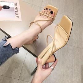 Spring And Summer Fashion High Heel Sandals NSHU29720