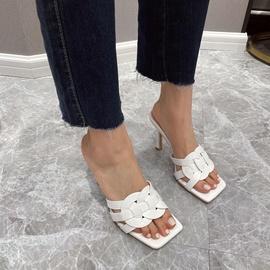 Fashion Woven Sexy Sandals   NSHU29742