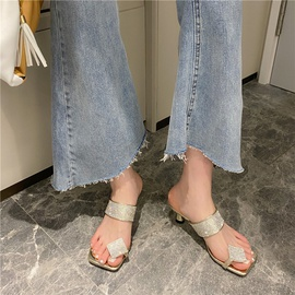 Spring And Summer High-heeled Sandals  NSHU29750