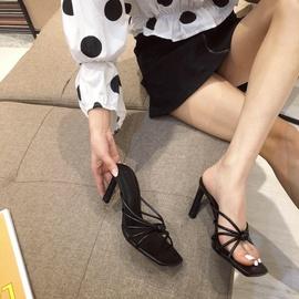 Spring And Summer Fashion High Heel Sandals NSHU29754