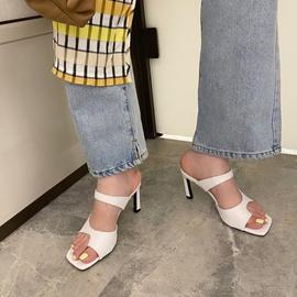 Spring And Summer Fashion High Heels Stiletto Sandals  NSHU29757