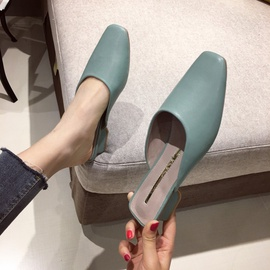 Spring And Summer Fashion Slippers  NSHU29768