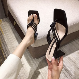 Spring And Summer Fashion Flip-flops Shoes NSHU29771