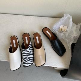 Fashion Leopard Print Sandals  NSHU29776