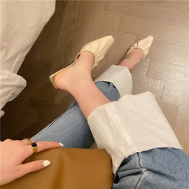 Spring And Summer New Pointed Shoes  NSHU29784