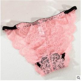 Transparent Sexy Ice Silk Panties NSCL30159
