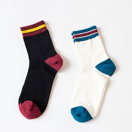 Mid-tube Cotton Socks  NSFN30186