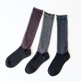 Autumn And Winter Cotton Bottom Socks  NSFN30496