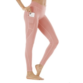 Hollow Stitching Tight Sports Running Fitness Yoga Pants NSLX30965