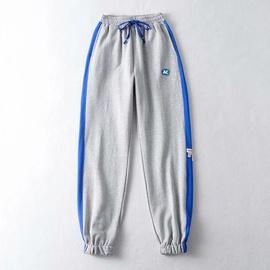 Elastic Waist Stitching Sports Pants NSHS33450