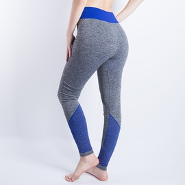 Sexy Hollow Mesh Sports Fitness Seamless Yoga Pants  NSNS33505