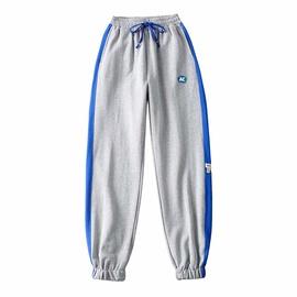 Color Stitching Drawstring Sweatpants NSAC33806