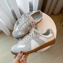 Fashion Lace-up Casual Flat Single Shoes  NSHU33832