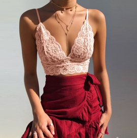 New Sexy Sling Lace Camisole NSYF33922
