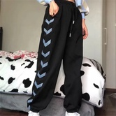 Spring New Fashion Loose Casual Pants  NSAC24912