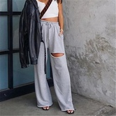 Autumn New Elastic High Waist Casual Pants  NSHS25256