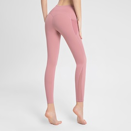 Mesh Pocket Yoga Pants NSYS25292