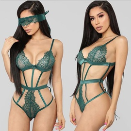 Sexy Lace Sling One-piece Lingerie NSYF27031