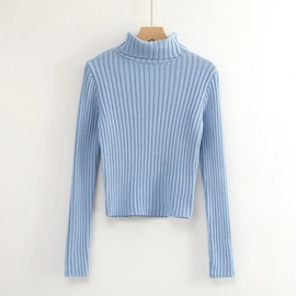 Fall/winter New Basic Solid Color All-match Sweatshirt NSHS34261