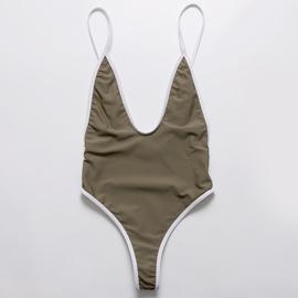 Sexy One-piece Bikini Swimwear  NSHL35536