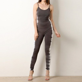 Tie-dye Sexy Sling Skinny Jumpsuit  NSXS35857