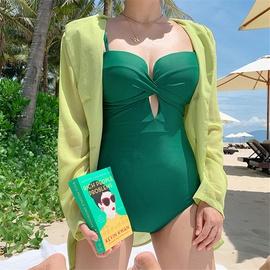 One-Piece Triangle Bikini  NSHL34426