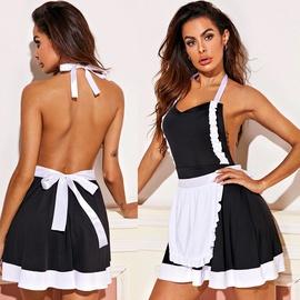 New Sexy Maid Uniform Temptation Lingerie Suit  NSYO34467