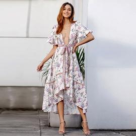New Print One-piece Dress NSSE36083