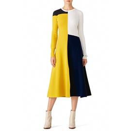 Fashion Sexy Stitching Dress  NSXS36116